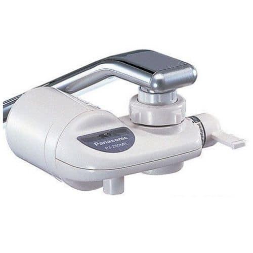 龍頭式濾水器/水龍頭濾水器推薦─國際牌Panasonic_PJ-250MR