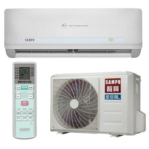 變頻冷氣機推薦─聲寶SAMPO_AU-QC28D+AM-QC28D