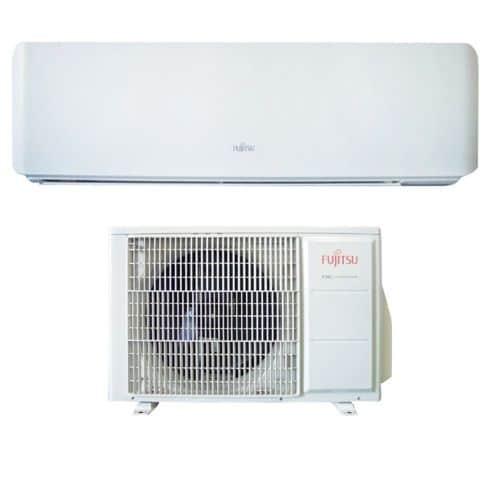 變頻冷氣機推薦─富士通Fujitsu_ASCG036CMTB+AOCG036CMTB