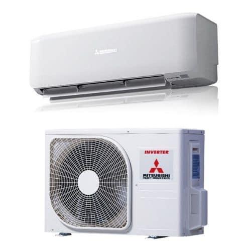 分離式變頻冷氣機推薦─三菱重工MITSUBISHI_DXC35YVST-W+DXK35YVST-W