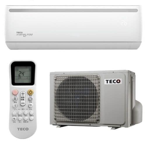 分離式變頻冷氣機推薦─東元TECO_MA50IH-ZRS+MS50IH-ZRS