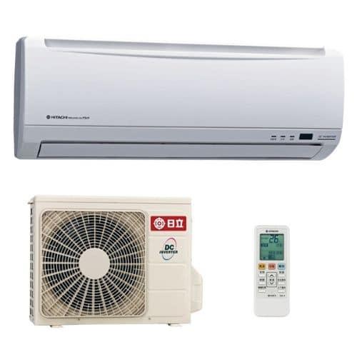 分離式變頻冷氣機推薦─日立HITACHI_RAS-22SK1+RAC-22SK1