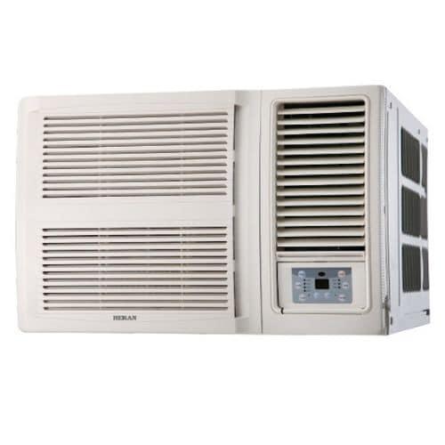 窗型變頻冷氣推薦─禾聯HERAN_HW-GL28B