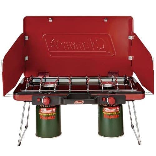 瓦斯烤肉爐/電烤爐推薦─Coleman_21950