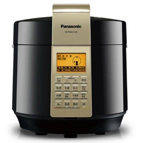 萬用鍋/電子壓力鍋推薦─國際牌Panasonic_SR-PG601