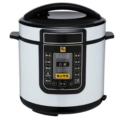 萬用鍋/電子壓力鍋推薦─鍋寶CookPower_CW-6102W