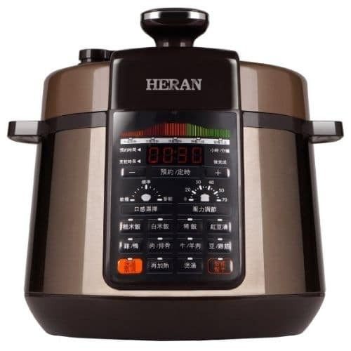 萬用鍋/電子壓力鍋推薦─禾聯HERAN_HPC-11S1