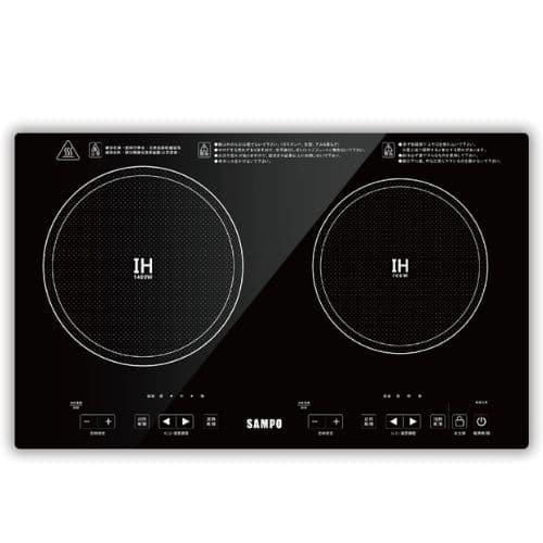 IH電磁爐推薦─聲寶SAMPO_KM-VA14GM