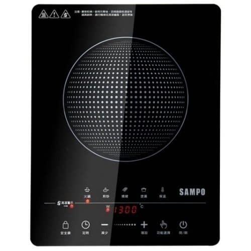 電陶爐/黑晶爐推薦─聲寶SAMPO_KM-ZA13P