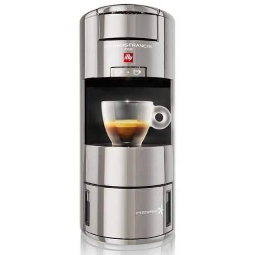 膠囊咖啡機推薦─意利illy_X9Cromo