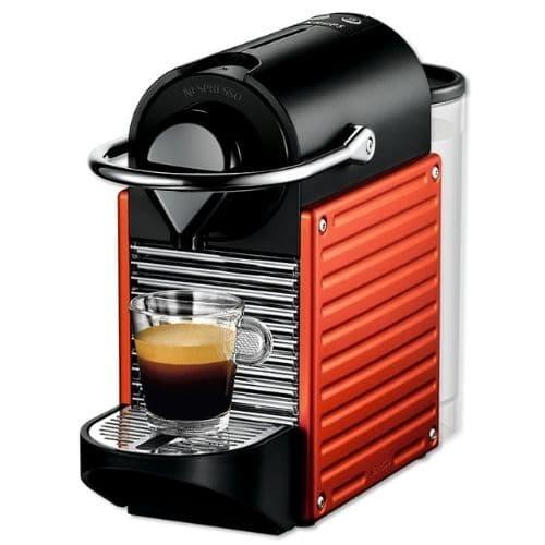 膠囊咖啡機推薦─Nespresso_Pixie
