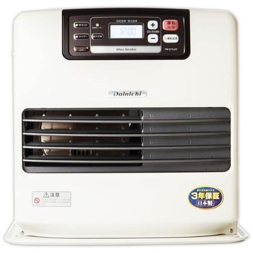 暖爐/煤油電暖器推薦─大日DAINICHI_FW-571LET