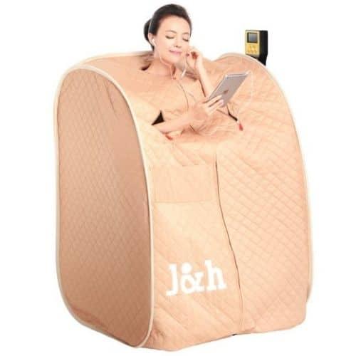 桑拿箱/桑拿屋推薦─晶璽J&H_sauna-house