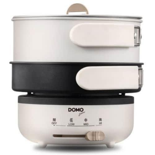 多功能料理鍋推薦─DOMO_DM-KHP18