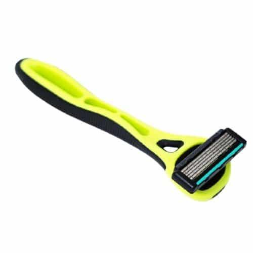 手動刮鬍刀推薦─貝印KAI_Premium-Dispo