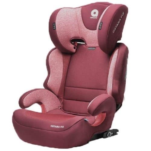兒童安全汽座/兒童安全座椅推薦─Apramo_OSTARA-FIX