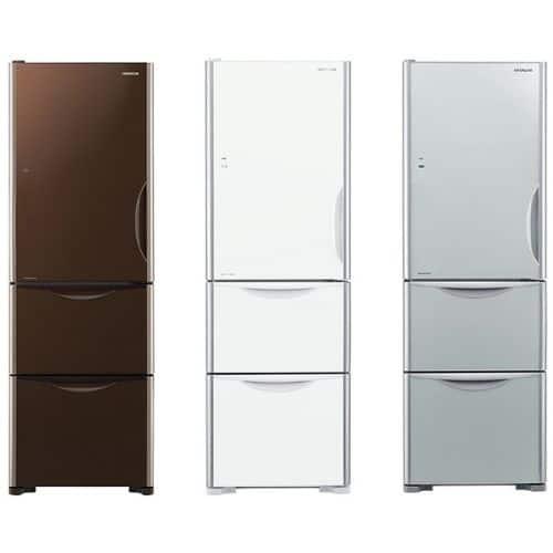 三門冰箱推薦─日立HITACHI_RG36BL