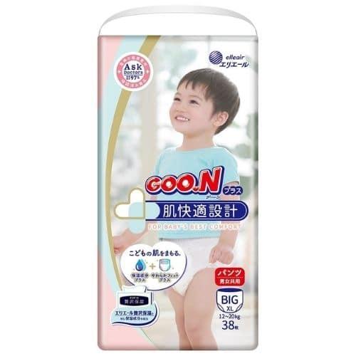嬰幼兒尿布/紙尿褲推薦─日本大王_baby-diapers-2