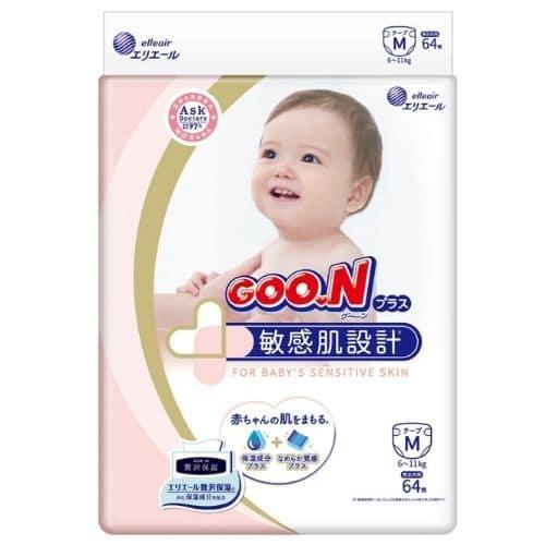 嬰幼兒尿布/紙尿褲推薦─日本大王_baby-diapers-1