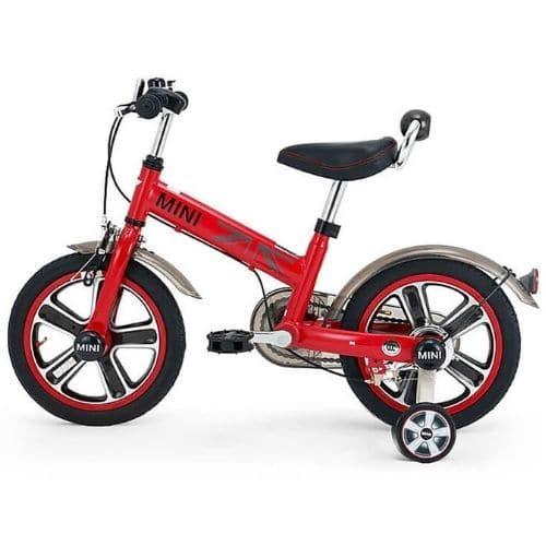 兒童腳踏車推薦─Mini Cooper_childrens-bicycle-2