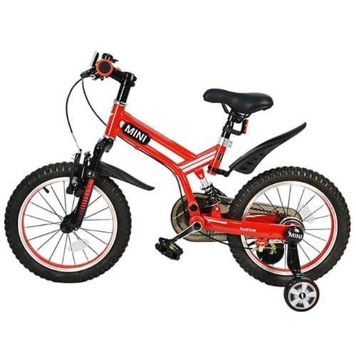 兒童腳踏車推薦─Mini Cooper_childrens-bicycle-1