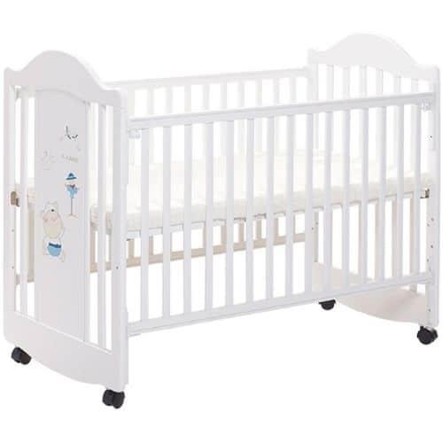 嬰兒床推薦─L.A. Baby_BC-15010