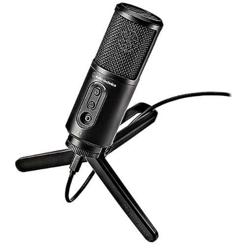 Podcast麥克風推薦─鐵三角audio-technica_ATR2500x-USB