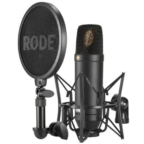 Podcast麥克風推薦─Rode_NT1-Kit