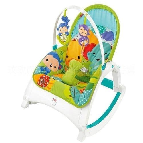 電動餐搖椅/安撫搖椅推薦─kikimmy_electric-swing-chair