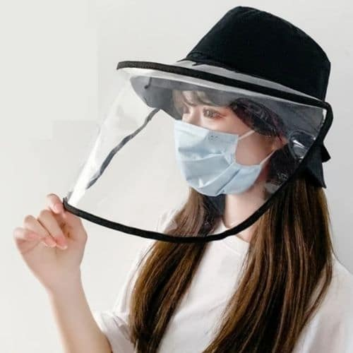透明面罩/防護面罩推薦─艾迷Emi_protective-mask