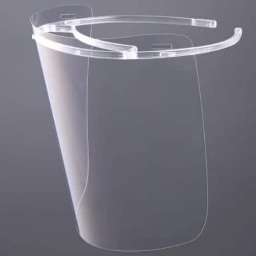 透明面罩/防護面罩推薦─夏普SHARP_protective-mask
