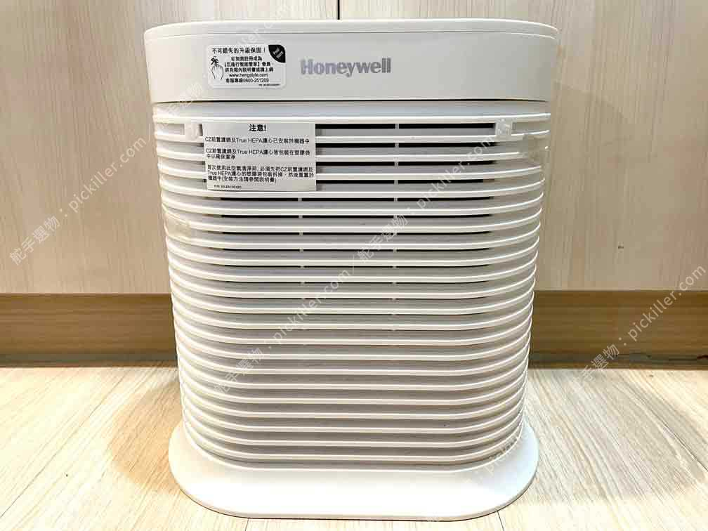 空氣清淨機Honeywell HPA-100APTW開箱_04