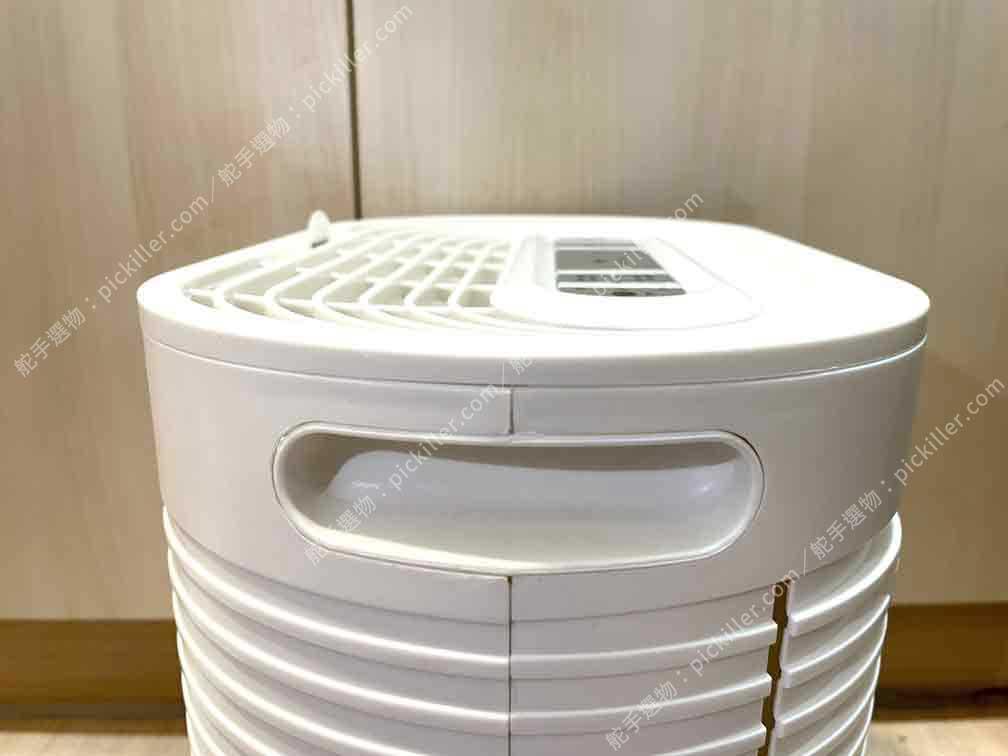 空氣清淨機Honeywell HPA-100APTW開箱_07