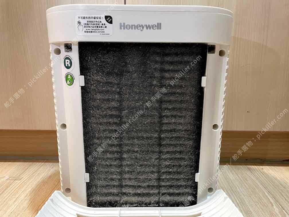空氣清淨機Honeywell HPA-100APTW開箱_16