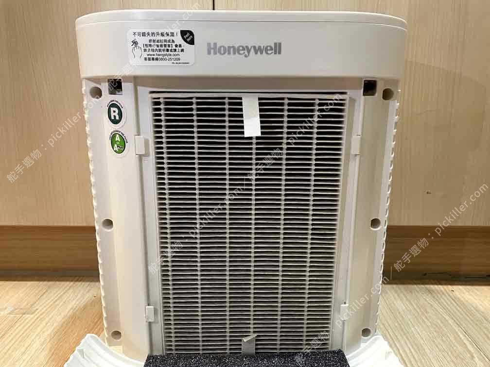 空氣清淨機Honeywell HPA-100APTW開箱_18