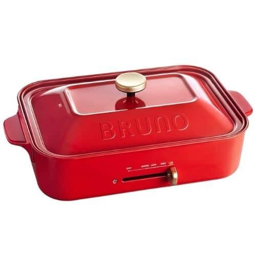 無煙燒烤爐/電烤盤推薦─BRUNO_BOE021