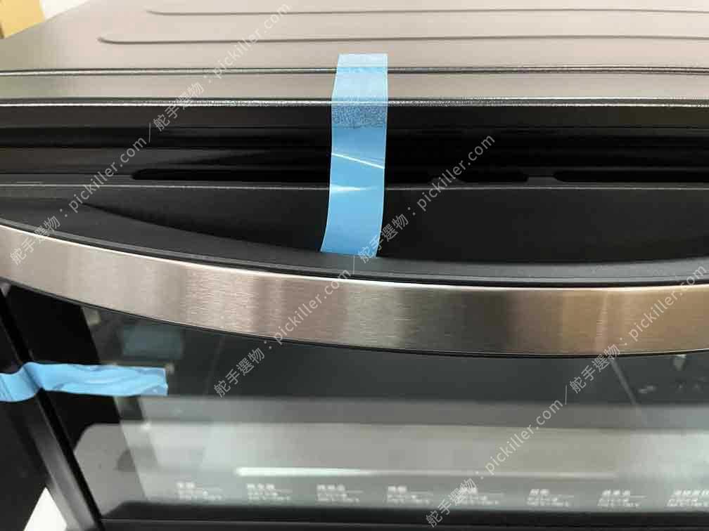 Panasonic電烤箱NB-H3203開箱_13