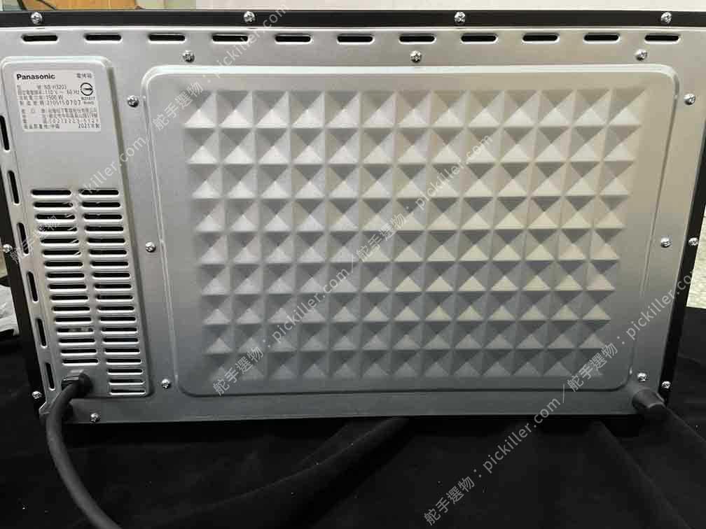 Panasonic電烤箱NB-H3203開箱_17