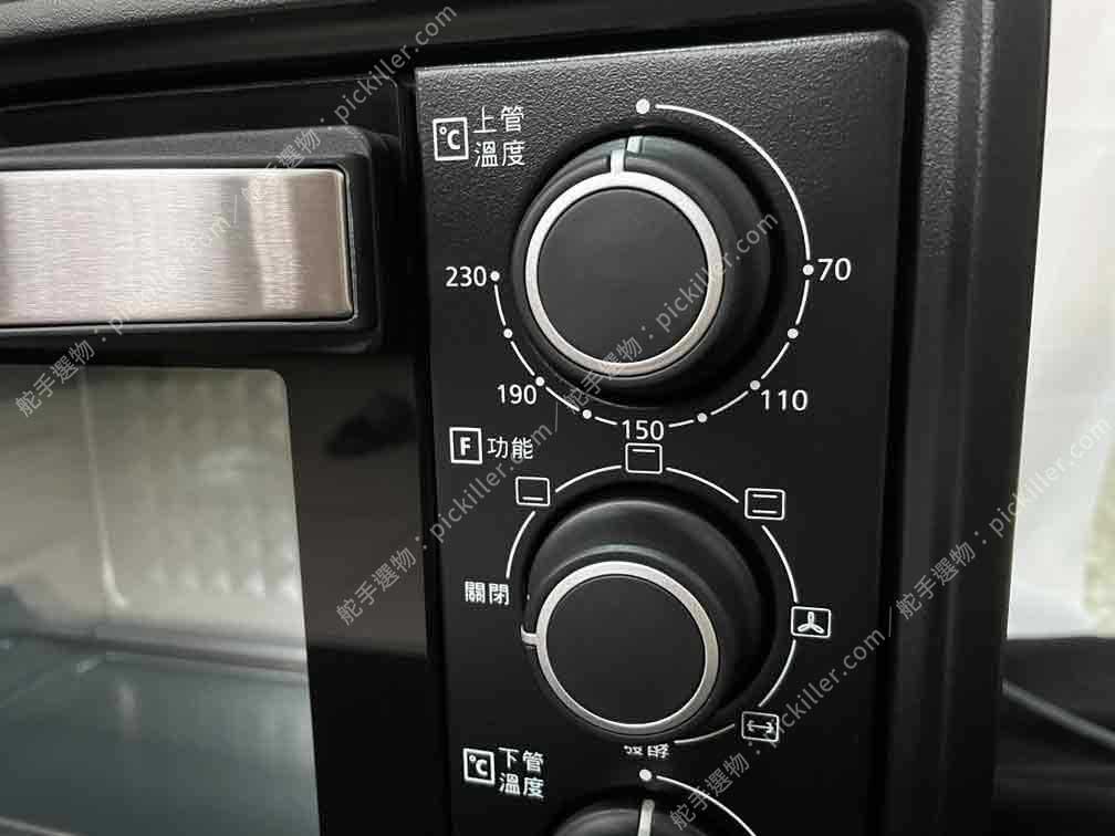 Panasonic電烤箱NB-H3203開箱_22