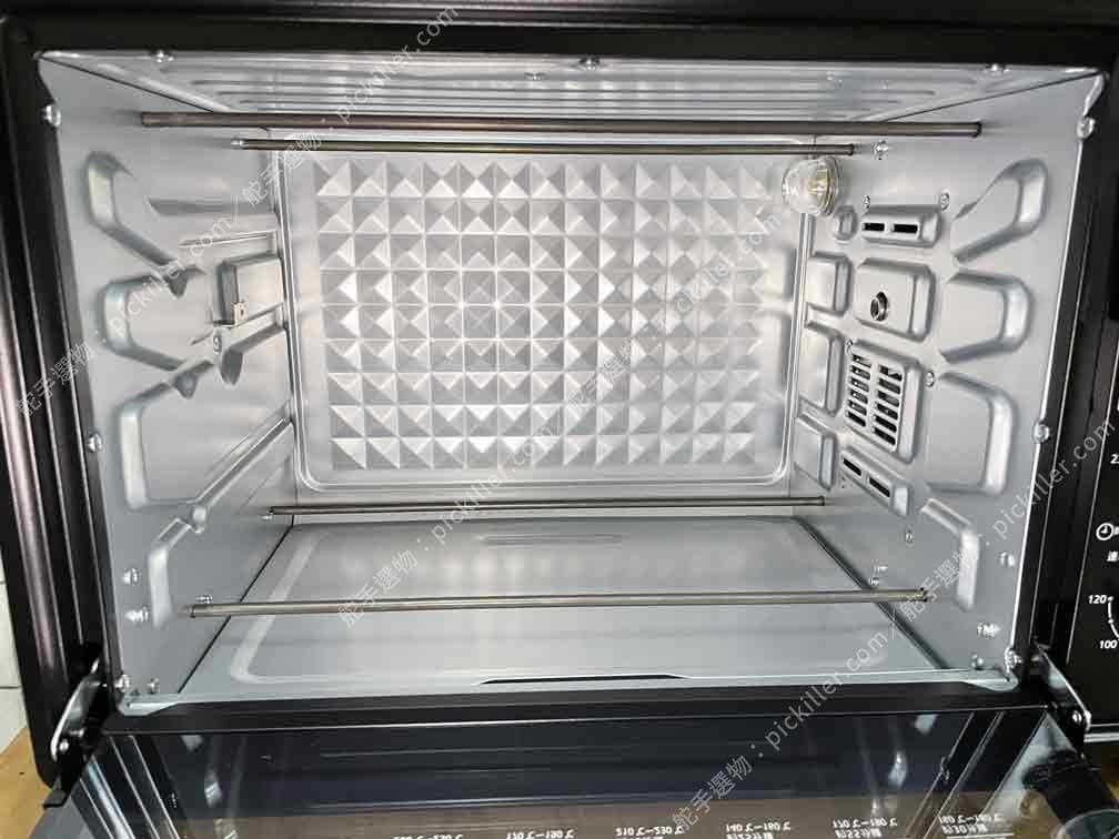 Panasonic電烤箱NB-H3203開箱_27