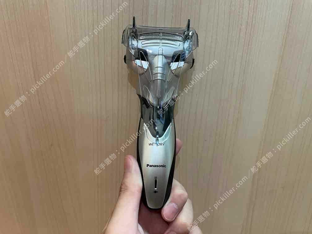 Panasonic刮鬍刀ES-SL33開箱_06