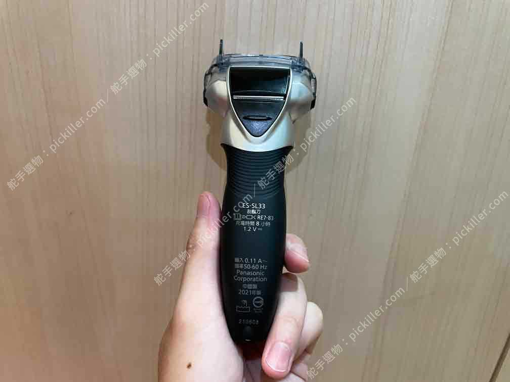 Panasonic刮鬍刀ES-SL33開箱_07