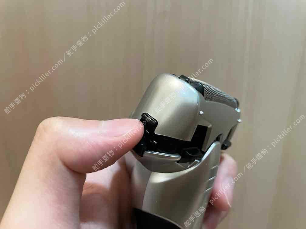 Panasonic刮鬍刀ES-SL33開箱_16