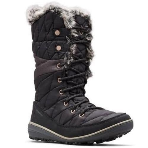 雪靴推薦─哥倫比亞Columbia_UBL16610BK