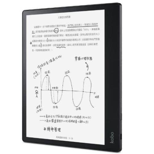 電子書閱讀器推薦─樂天Kobo_ebook-reader-2