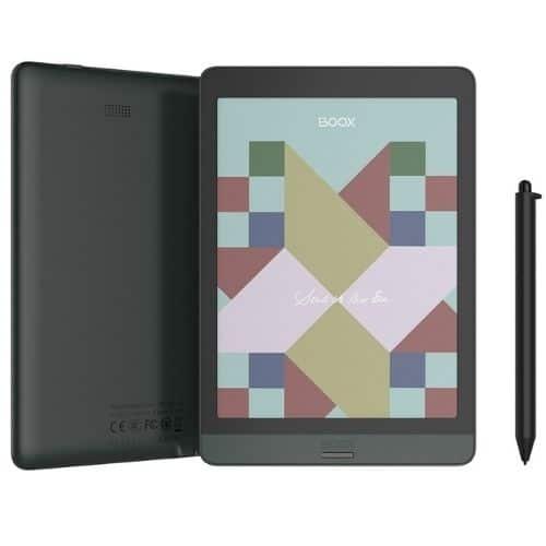 電子書閱讀器推薦─文石BOOX_ebook-reader