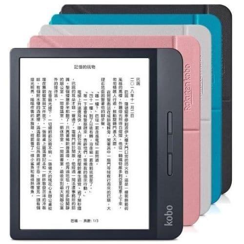 電子書閱讀器推薦─樂天Kobo_ebook-reader-1